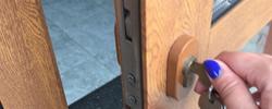 Enfield locks change